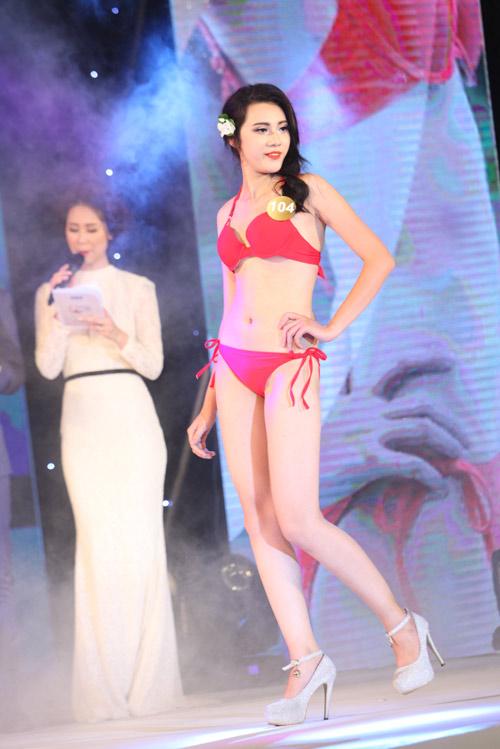 Vẻ đẹp 12 cô gái đầu tiên lọt chung kết Hoa hậu Bản sắc - 8