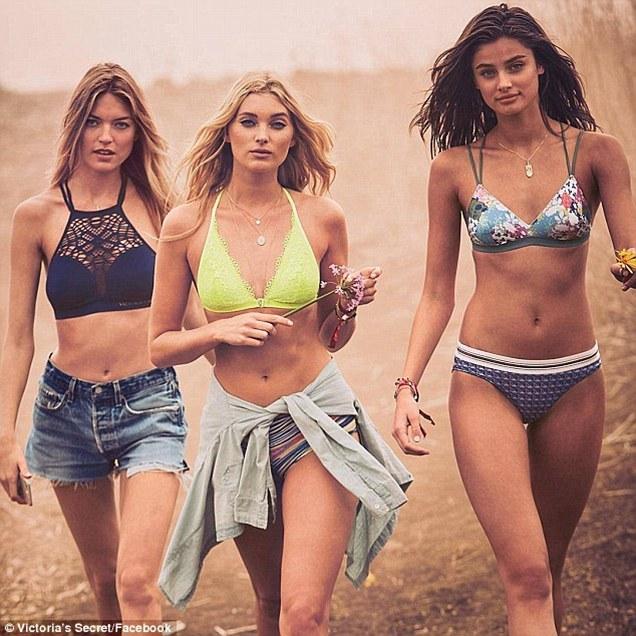 Cổ phiếu Victoria Secret tụt mạnh khi dừng bán đồ bơi - 1