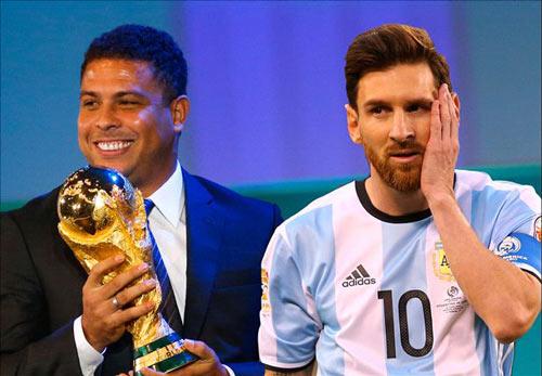 """Ro béo: """"Messi đã bỏ rơi chúng ta"""" - 1"""