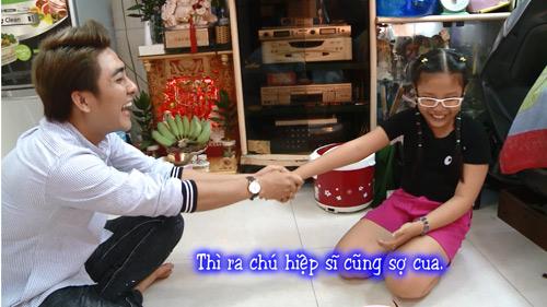 Huy Nam – chú hiệp sĩ đảm đang của các bạn nhỏ - 5