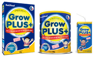 GrowPLUS+ của NutiFood: Giúp trẻ em VN thoát suy dinh dưỡng - 3