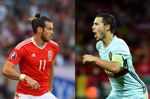 Bale so tài Hazard: Sao cho xứng tầm siêu sao - 1