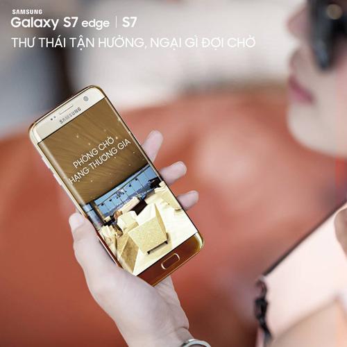 """Những con số """"biết nói"""" về ưu đãi đẳng cấp thương gia của siêu phẩm Galaxy S7/S7 edge - 1"""