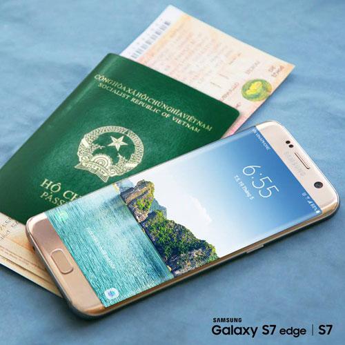 """Những con số """"biết nói"""" về ưu đãi đẳng cấp thương gia của siêu phẩm Galaxy S7/S7 edge - 3"""