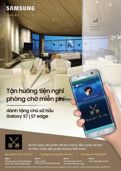 """Những con số """"biết nói"""" về ưu đãi đẳng cấp thương gia của siêu phẩm Galaxy S7/S7 edge - 4"""