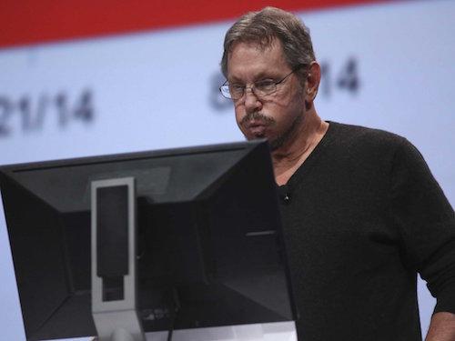 Oracle phải bồi thường cho HP hơn 3 tỉ USD - 1