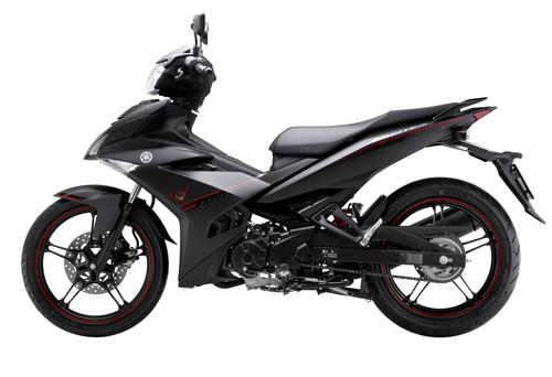 Ra mắt Exciter 150 phiên bản đặc biệt Matte Black - 4