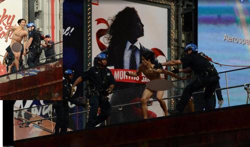 Mỹ nam khỏa thân làm loạn phố New York cực kỳ nổi tiếng - 3