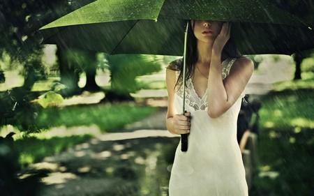 Thơ tình: Anh đếm hạt mưa - 1