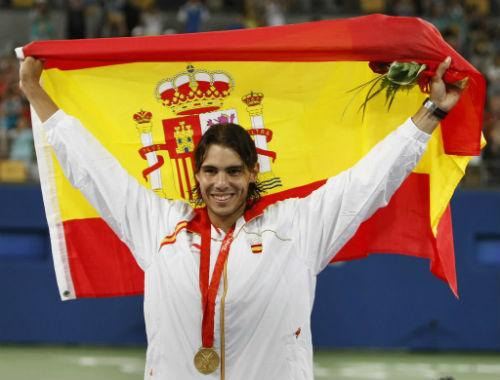 Mặc virus gây teo não, Nadal vẫn dự Olympic - 1