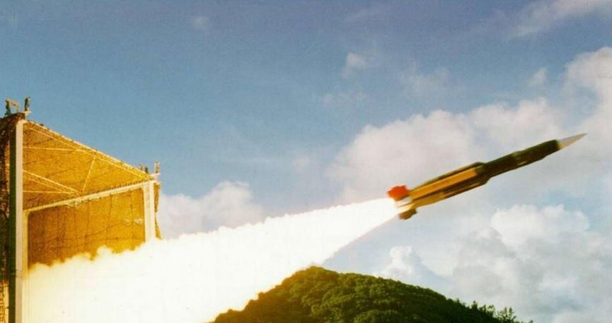 """Đài Loan """"bắn nhầm"""" tên lửa về phía Trung Quốc - 1"""
