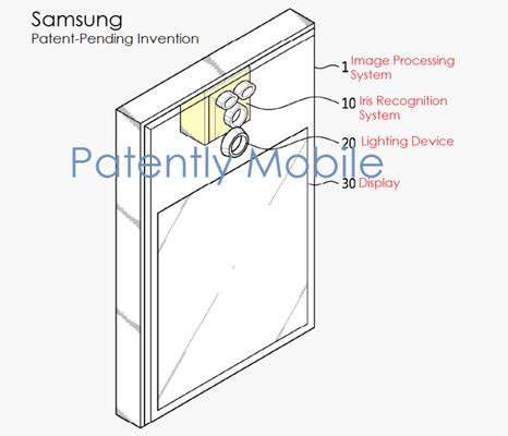 Máy quét mống mắt trên Galaxy Note 7 sẽ hoạt động thế nào? - 2