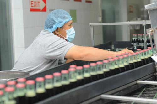 Coca-Cola VN đã có giấy chứng nhận đủ điều kiện sản xuất thực phẩm bổ sung - 1