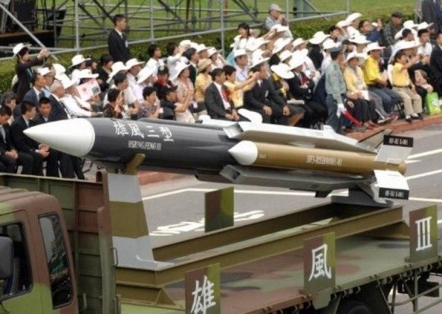 """Tên lửa Đài Loan """"bắn nhầm"""" về phía TQ uy lực thế nào? - 1"""