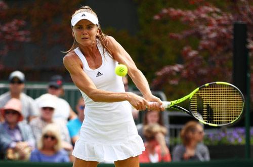 """Mỹ nhân tennis tung ảnh """"nóng"""" vơi buồn Wimbledon - 1"""