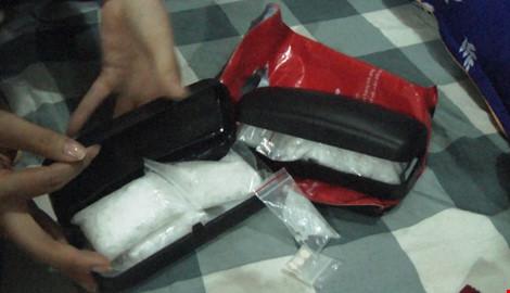 Phát hiện ma túy đá giấu trong phòng ngủ của đôi tình nhân - 1