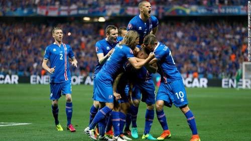 """Iceland: """"Hàn băng chưởng"""" giữa chảo lửa EURO 2016 - 1"""