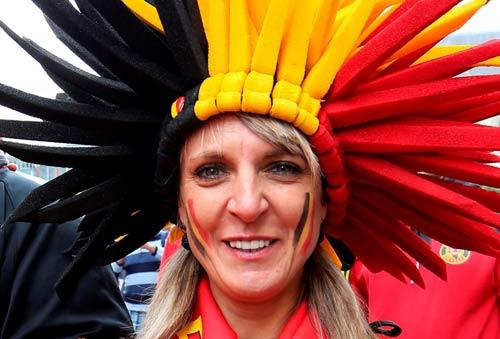 """Chi tiết Xứ Wales - Bỉ: Dấu chấm hết cho """"Quỷ đỏ"""" (KT) - 16"""