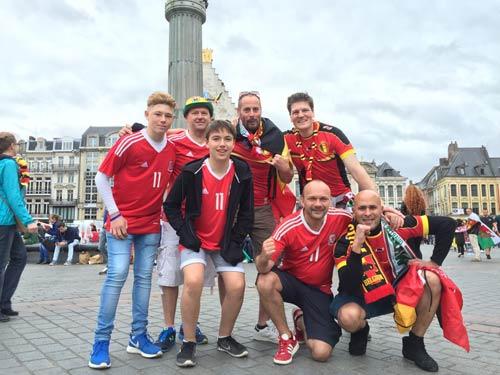 """Chi tiết Xứ Wales - Bỉ: Dấu chấm hết cho """"Quỷ đỏ"""" (KT) - 17"""