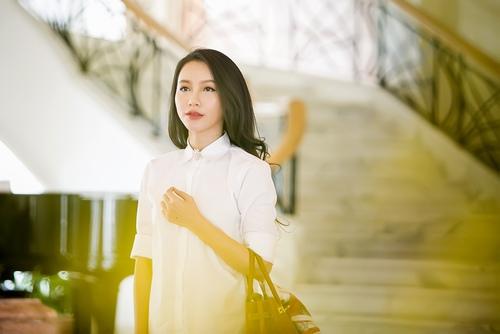 """MC Minh Hà: """"Hình ảnh hẹn hò với Chí Nhân bị dàn dựng"""" - 3"""