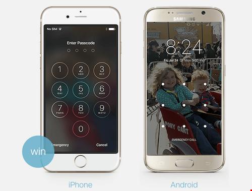 Android và iOS, đâu là hệ điều hành tốt nhất? - 1
