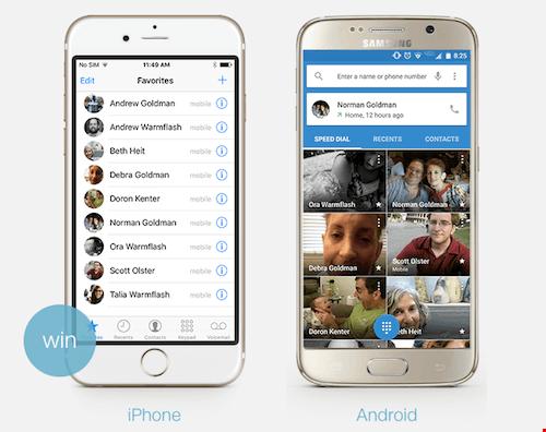 Android và iOS, đâu là hệ điều hành tốt nhất? - 2