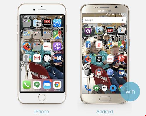 Android và iOS, đâu là hệ điều hành tốt nhất? - 4