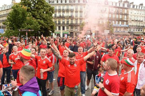 """Chi tiết Xứ Wales - Bỉ: Dấu chấm hết cho """"Quỷ đỏ"""" (KT) - 14"""