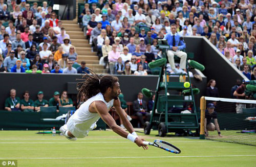 Wimbledon ngày 5: Berdych, Tsonga tiến bước - 7