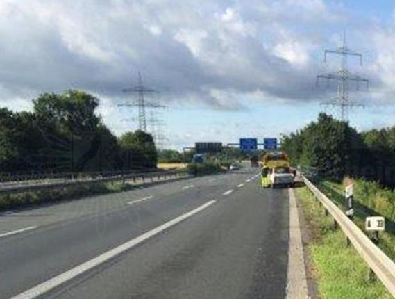 Ốc sên gây tai nạn trên xa lộ Đức - 1