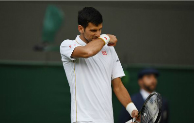 """Chi tiết Djokovic-Querrey: """"Cơn địa chấn"""" khó tin (KT) - 10"""