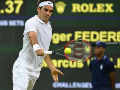 Chi tiết Federer – Evans: Buông xuôi (KT) - 3