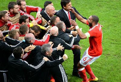 """Chi tiết Xứ Wales - Bỉ: Dấu chấm hết cho """"Quỷ đỏ"""" (KT) - 7"""