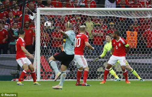 Video Bỉ vs Xứ Wales - 1