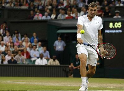 Chi tiết Federer – Evans: Buông xuôi (KT) - 6