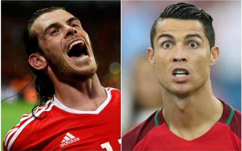 Fan muốn Bale thắng để được nhìn Ronaldo khóc - 1