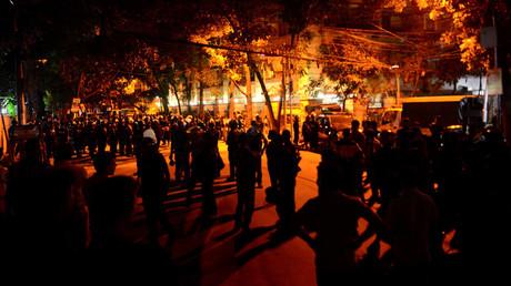 IS giết dã man 20 con tin trong nhà hàng ở Bangladesh - 1