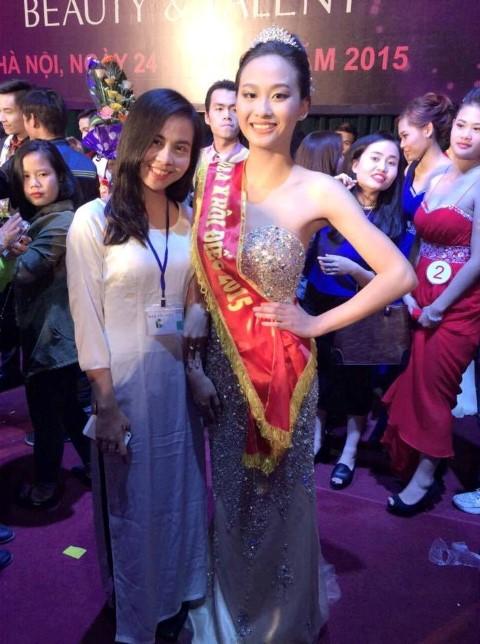 Nhan sắc cô gái đại diện VN thi Hoa hậu Điếc quốc tế - 1