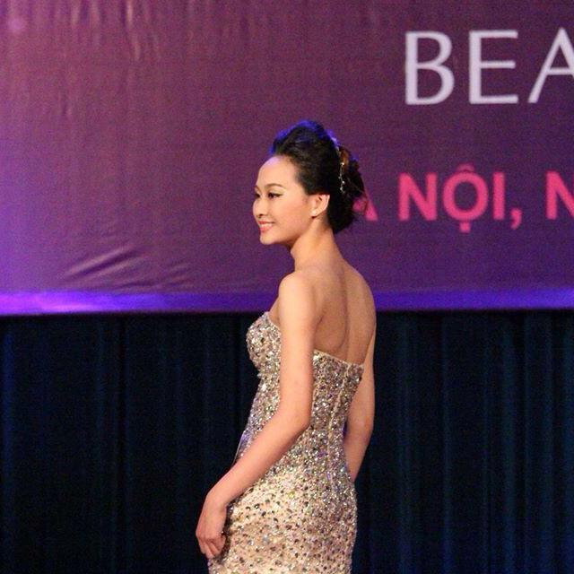 Nhan sắc cô gái đại diện VN thi Hoa hậu Điếc quốc tế - 4