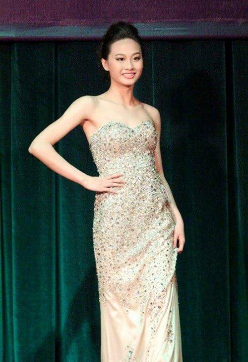 Nhan sắc cô gái đại diện VN thi Hoa hậu Điếc quốc tế - 2