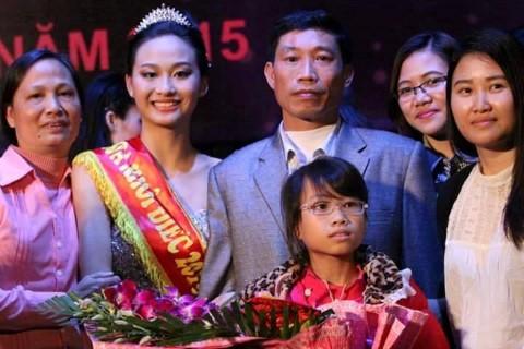 Nhan sắc cô gái đại diện VN thi Hoa hậu Điếc quốc tế - 7
