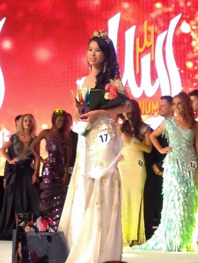 Nhan sắc cô gái đại diện VN thi Hoa hậu Điếc quốc tế - 10