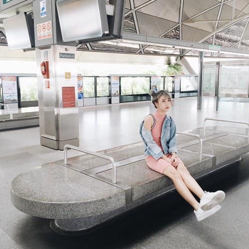 """Quỳnh Anh Shyn: Từ """"tắc kè hoa"""" đến hotgirl siêu chất - 4"""