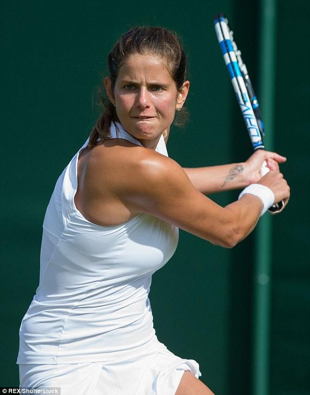 """Soi hình xăm cá tính của các """"bóng hồng"""" ở Wimbledon - 3"""