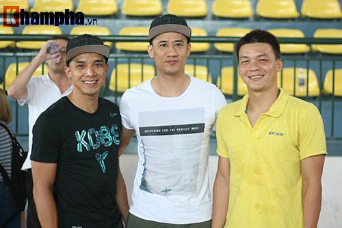 Tình cũ ca sĩ Tóc Tiên trở lại bóng rổ đỉnh cao - 1