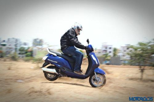 Soi xét Suzuki Access 125 mới, giá rẻ 18 triệu đồng - 4