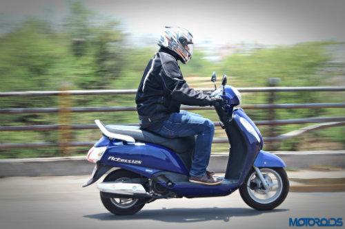 Soi xét Suzuki Access 125 mới, giá rẻ 18 triệu đồng - 5