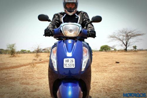 Soi xét Suzuki Access 125 mới, giá rẻ 18 triệu đồng - 2