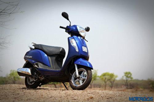 Soi xét Suzuki Access 125 mới, giá rẻ 18 triệu đồng - 1