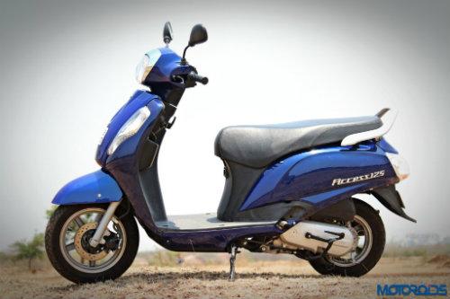 Soi xét Suzuki Access 125 mới, giá rẻ 18 triệu đồng - 3